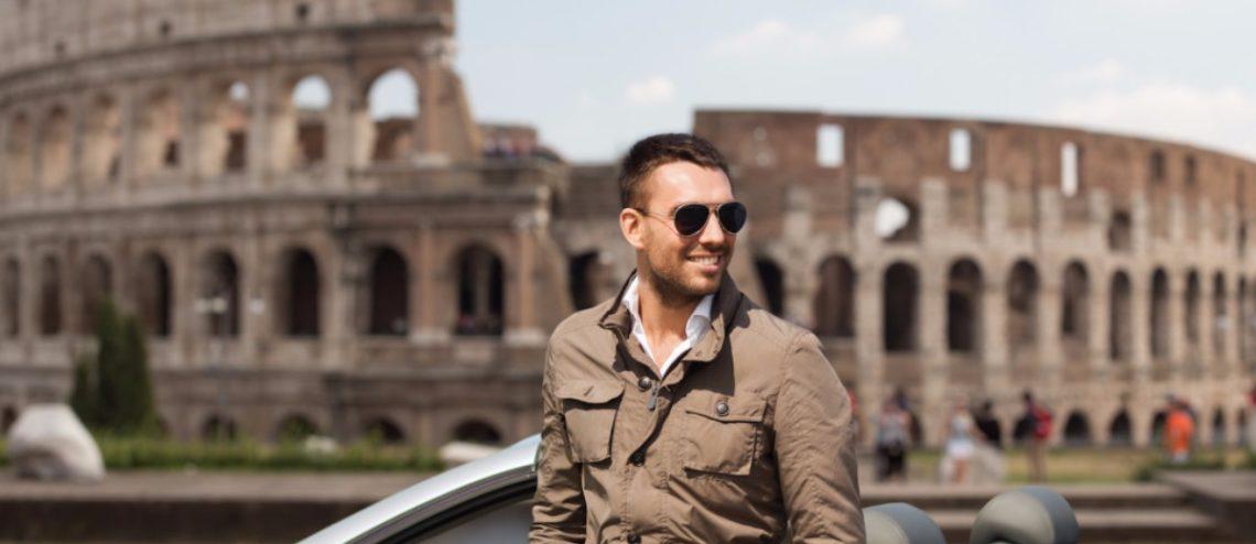 Прогулки по бутикам Италии. Рим