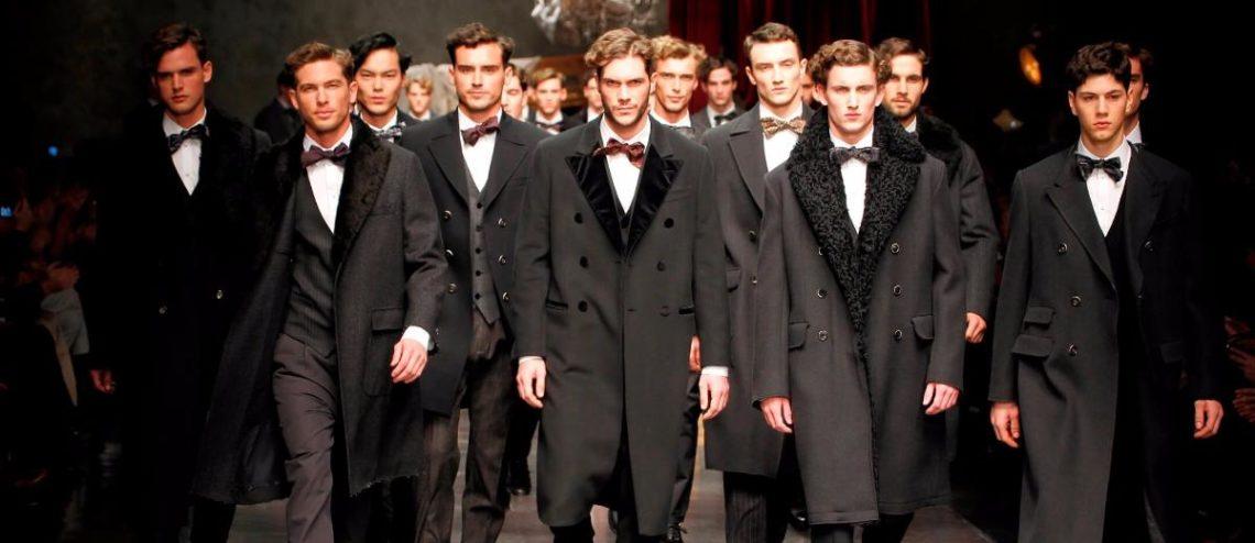 Неделя мужской высокой моды