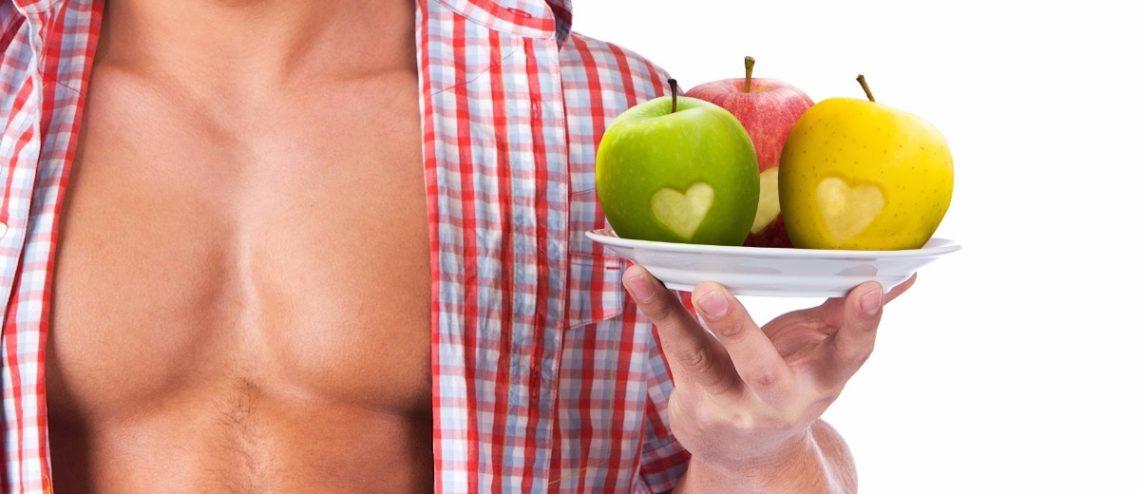 Мужская диета для снижения веса «Светофор»