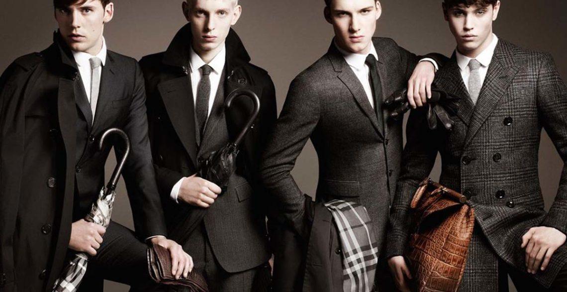 О составлении базового гардероба для мужчины