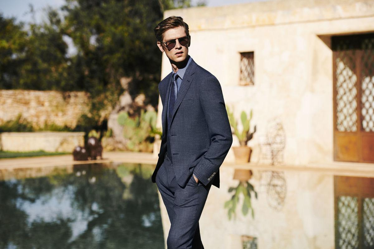 Элегантность с первого взгляда: очки Canali Eyewear
