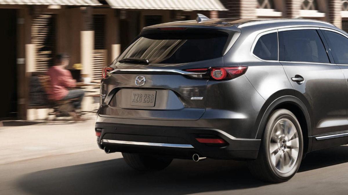 Тест-драйв нового Mazda CX-9 2018