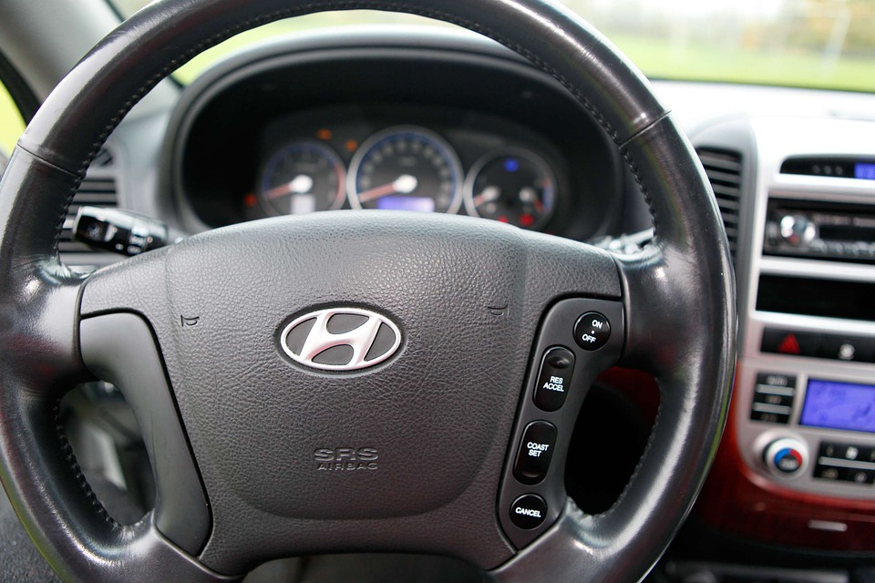 Четвертое поколение Hyundai Santa Fe