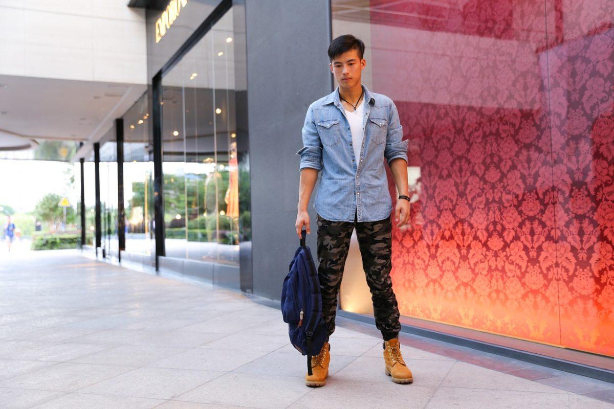 Джинсовые мужские рубашки: что надеть по определенному поводу