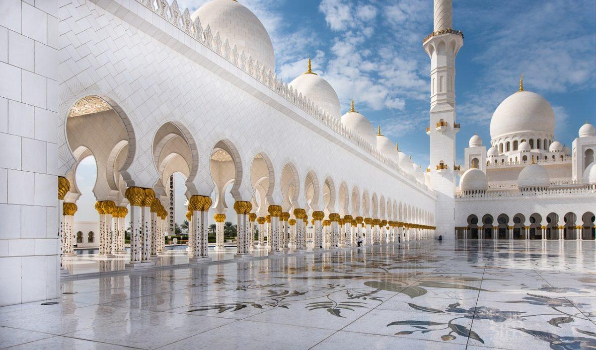 ОАЭ - удивительная страна экзотики