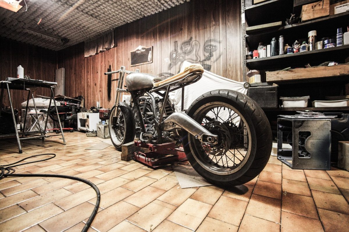 Как законсервировать мотоцикл на зиму