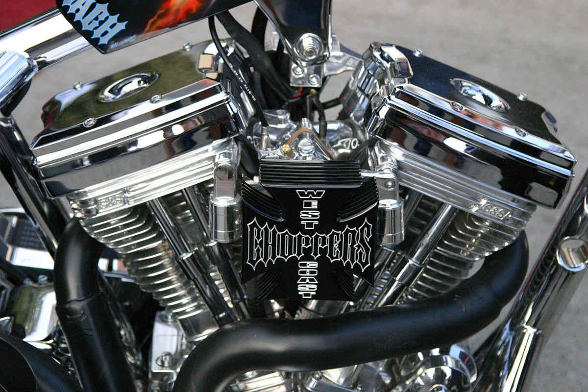Чопперы – что это за мотоциклы?