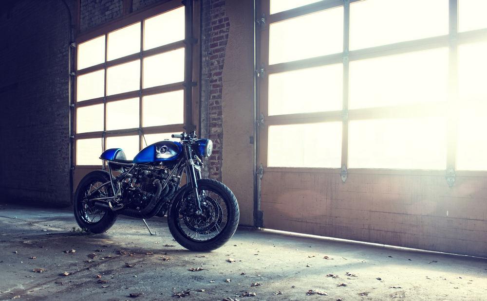 Где хранить скутер или мотоцикл?