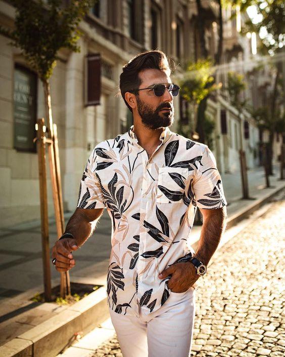 Гавайские рубашки: 100 лет на пике моды
