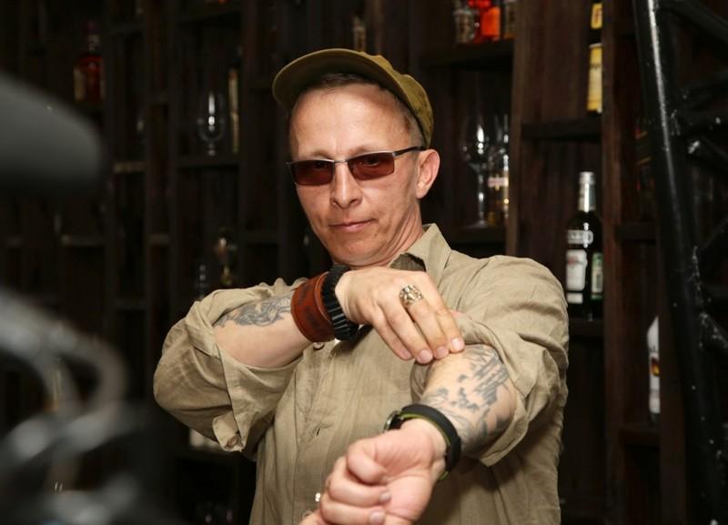 Татуировки Охлобыстина