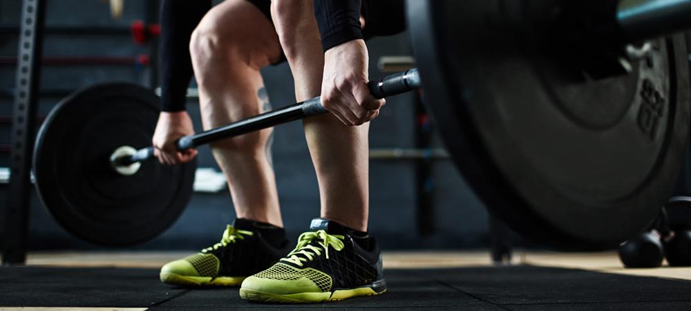Тренировка ног для мужчин