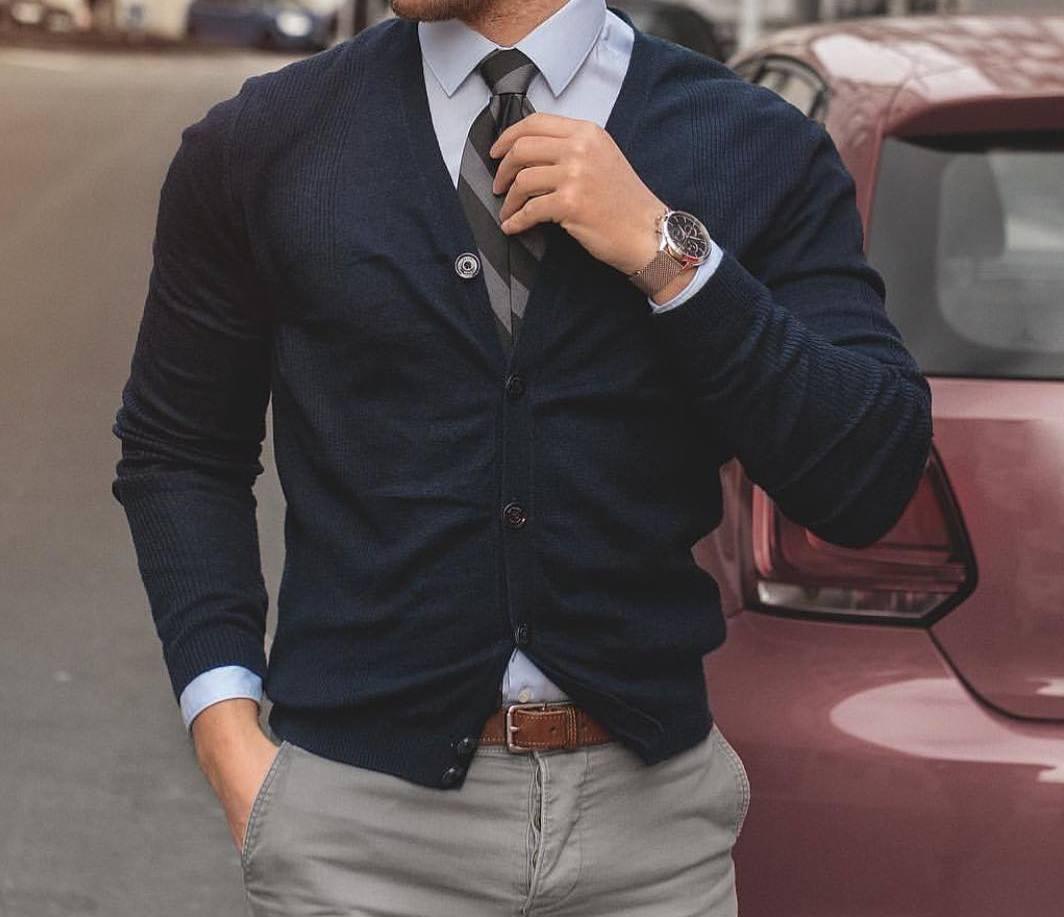 Бизнес кэжуал для мужчин
