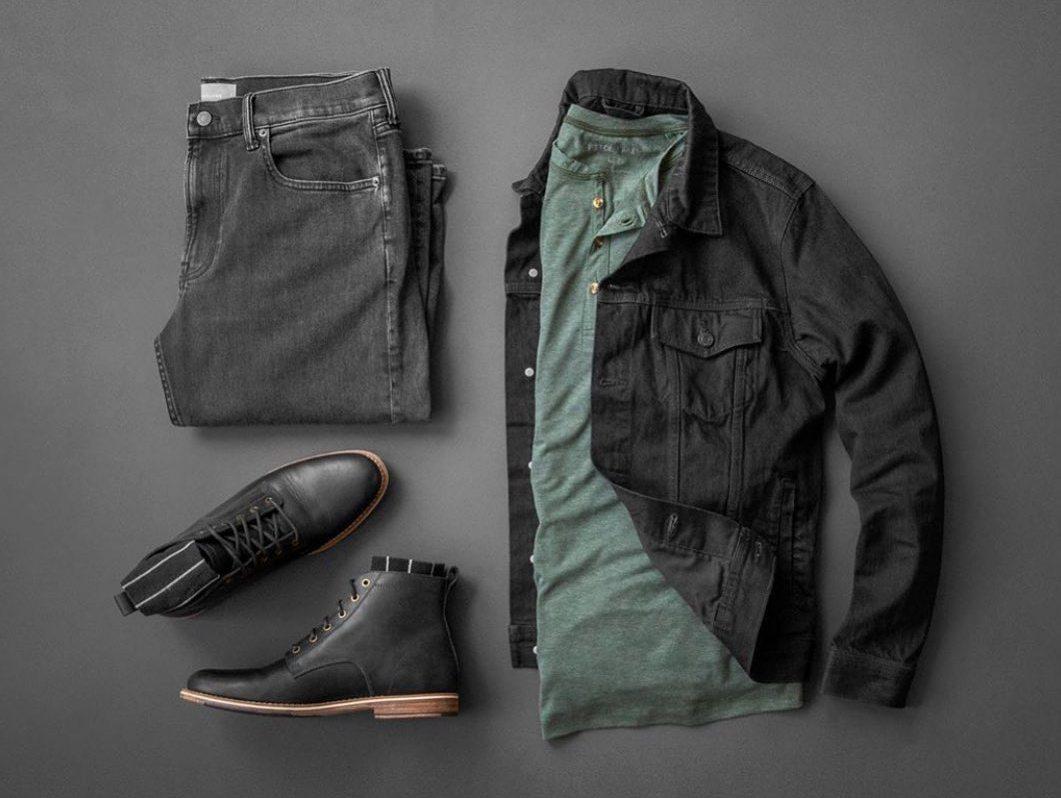 Основы мужской моды: правильный выбор