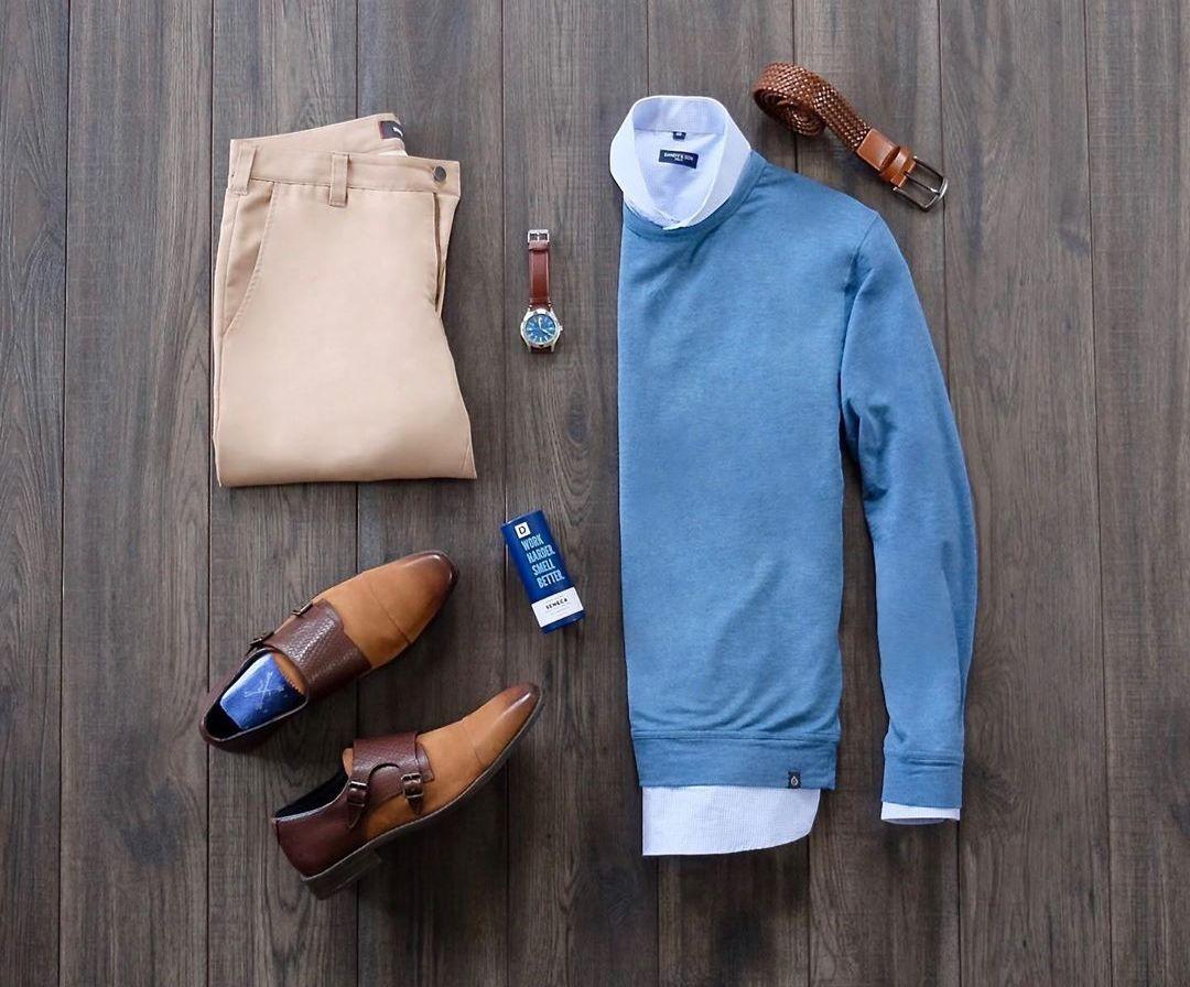 Идеи бизнес кэжуал одежды для офисов в 2019 году