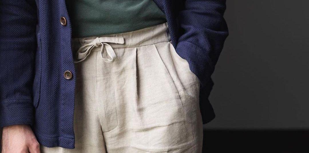 Лучшие льняные брюки для мужчин в 2019 году