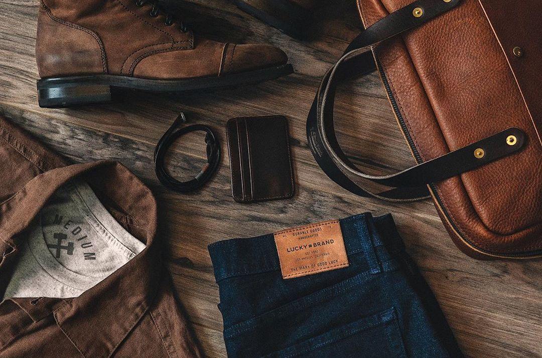 15 предметов гардероба, которые мужчина должен иметь к 30 годам