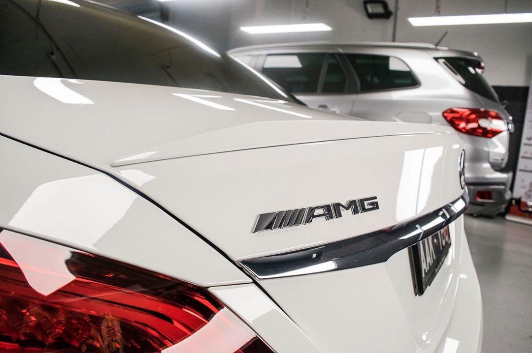 Автомобиль Mercedes-AMG C 43