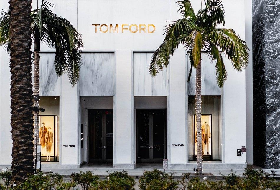 История бренда Tom Ford