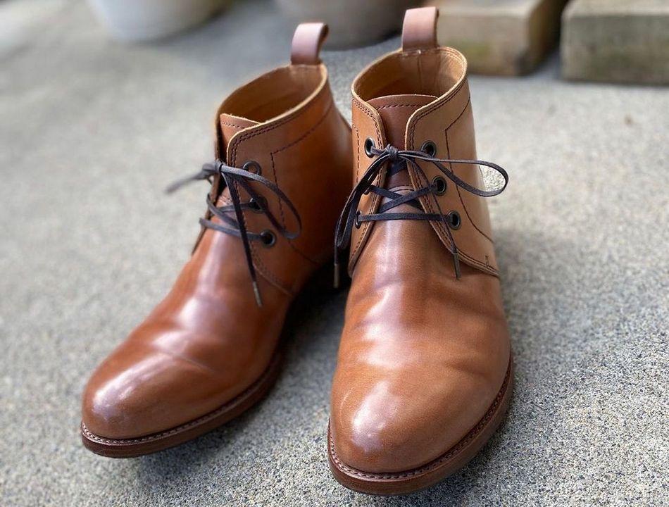 Лучшие мужские ботинки Чукка
