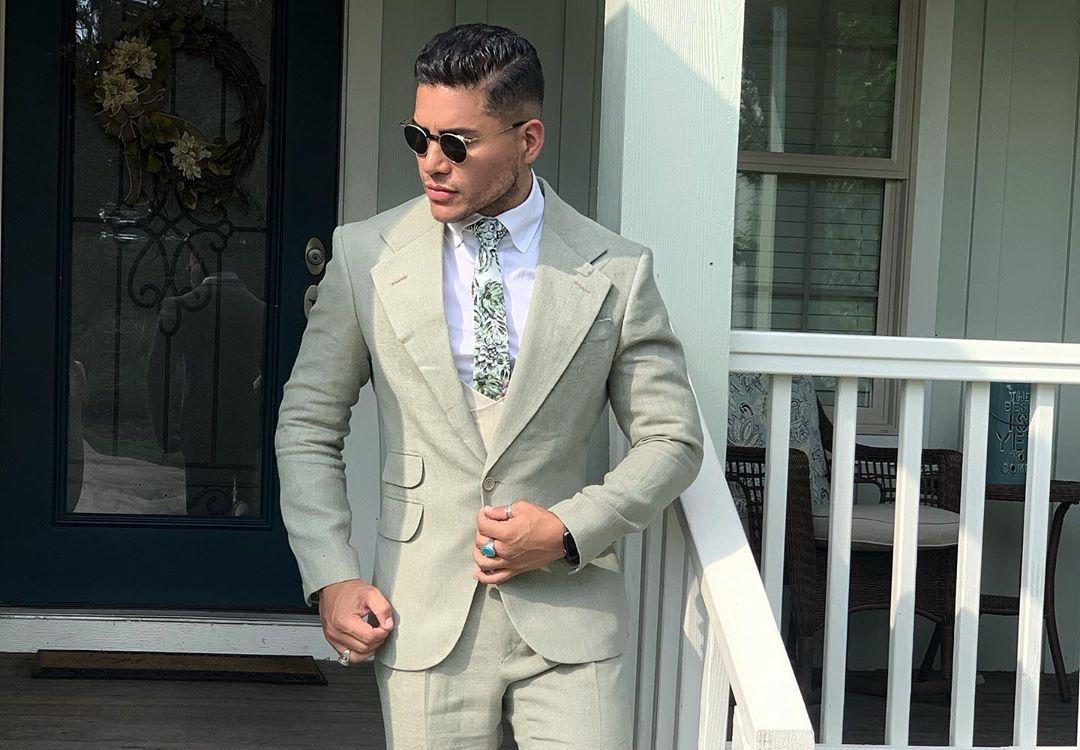 5 цветов мужских костюмов, которые стоит попробовать в 2020 году
