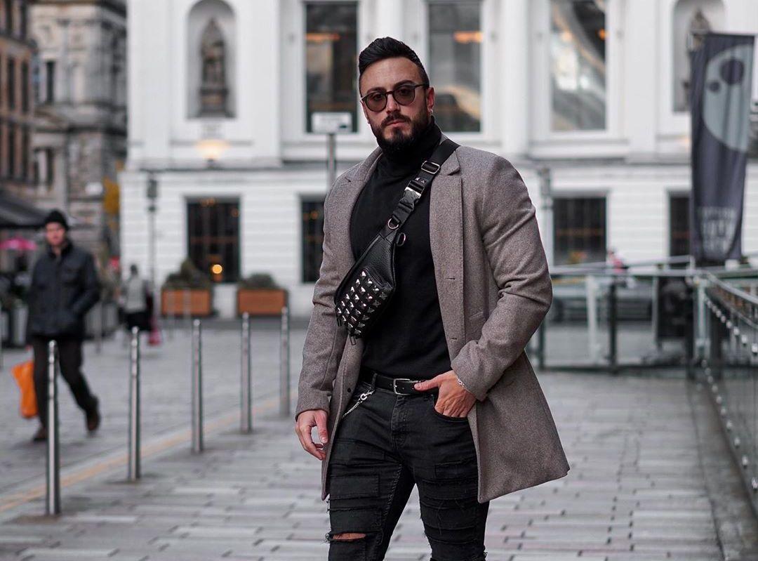 10 лучших видов мужской одежды в стиле пальто 2020