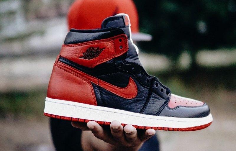 Лучшие кроссовки всех времен Air Jordan