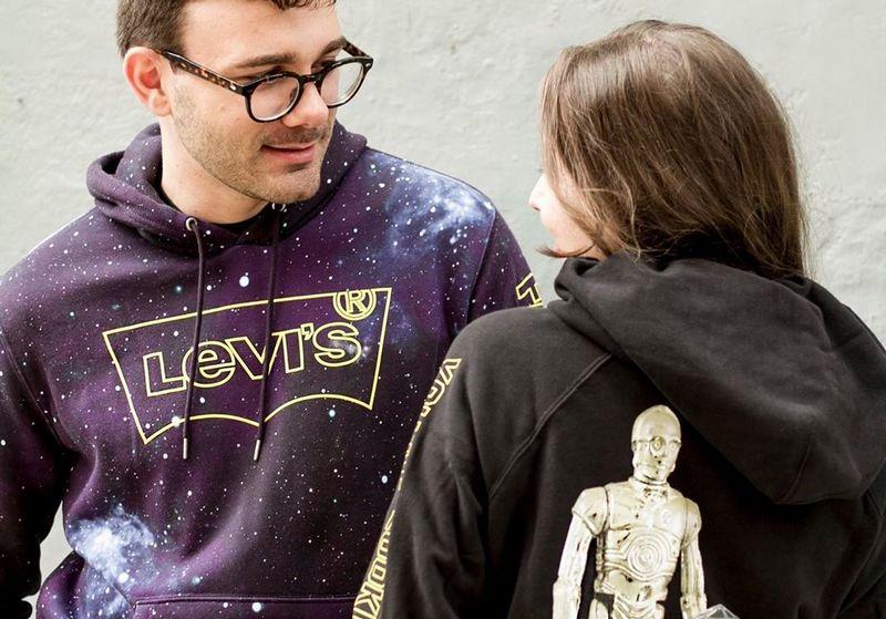 Бренды одежды в стиле «Звёздных войн»